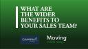 4 wider benefits to sales team